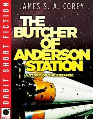 رمان The Butcher of Anderson Station