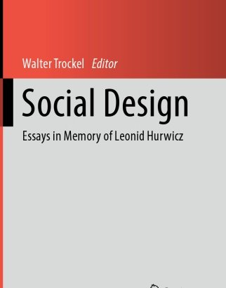 Social Design: Essays In Memory Of Leonid Hurwicz