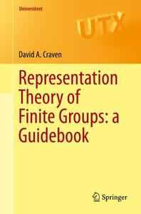 Representation Theory of Finite Groups: a Guidebook